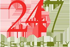 247 Security Logo